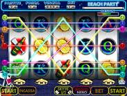 Trucchi slot machine Beach Party