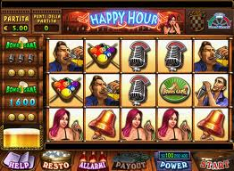 Trucchi slot machine Happy Hour gratis