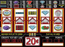 Trucchi slot machine hot diamond gratis