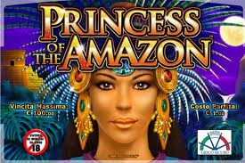 Trucchi slot machine Princess of the amazzon gratis