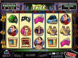 Trucchi slot machine Thief il Ladro gratis