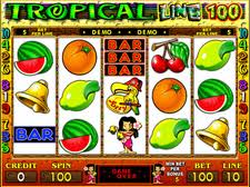 Trucchi slot machine Tropical Line gratis