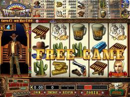 Trucchi slot machine Wild West grats