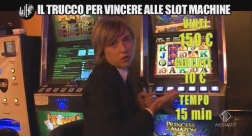 Come vincere sempre alle slot machine dei bar