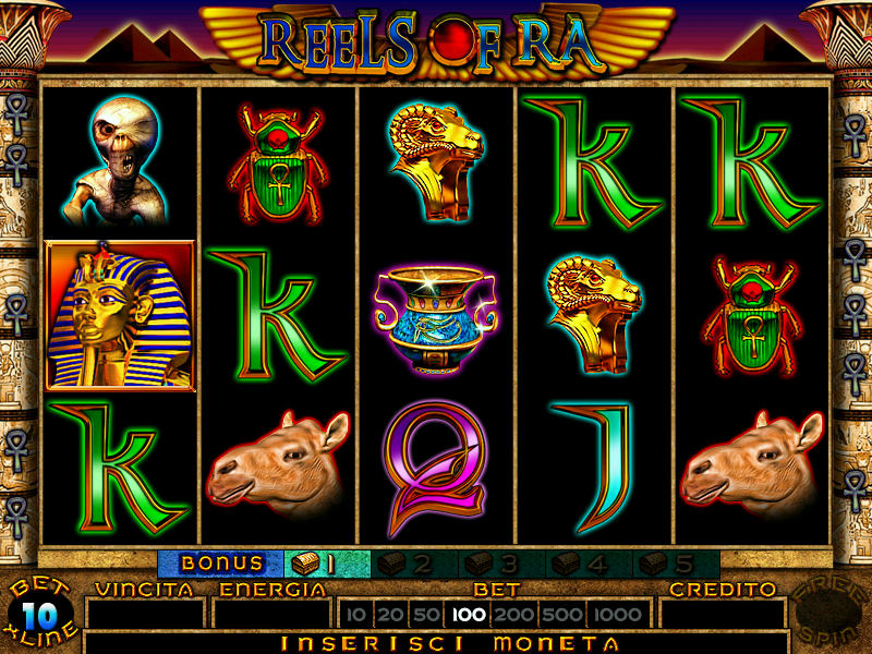 Metodo per vincere slot machine