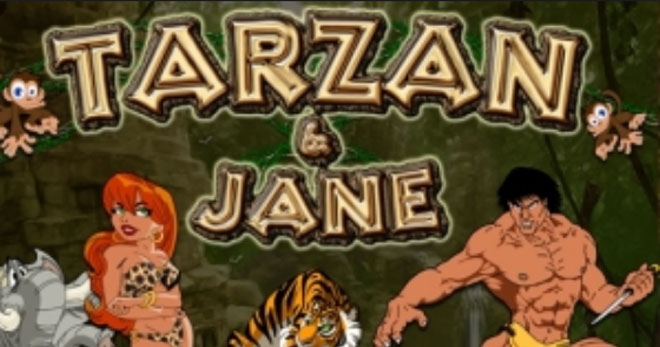 Trucchi slot machine Tarzan e Jane gratis