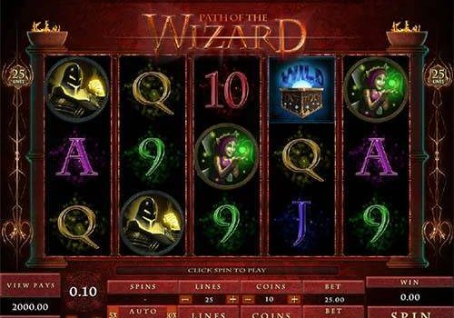Trucchi slot machine WIZARD gratis