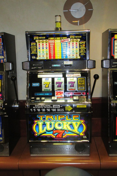 News Slot Machine